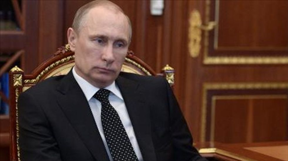 Vladimir Putin warns Russians to avoid Google: The Internet is a CIA 'special project'