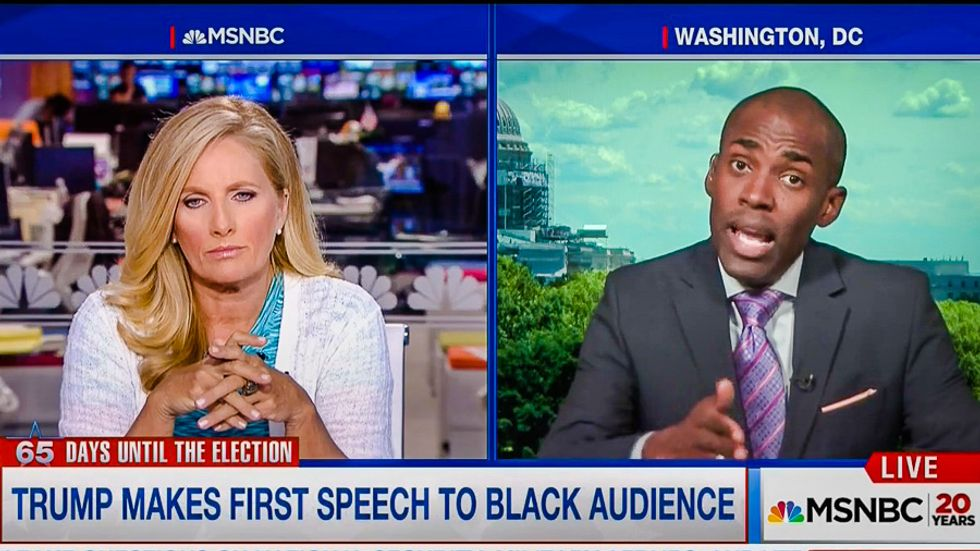 Trump surrogate: Black voters think there are 'legitimate questions about the birth certificate'