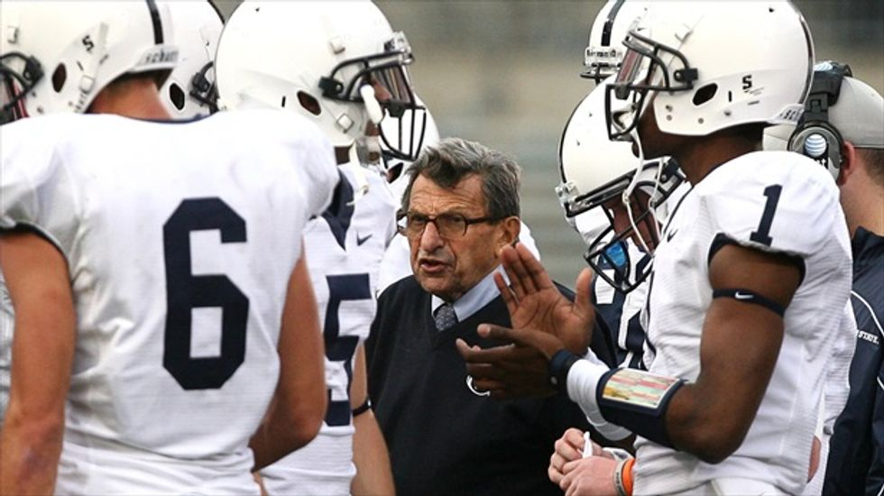 Penn State almuni prepare to raise funds online for new statue of Joe Paterno