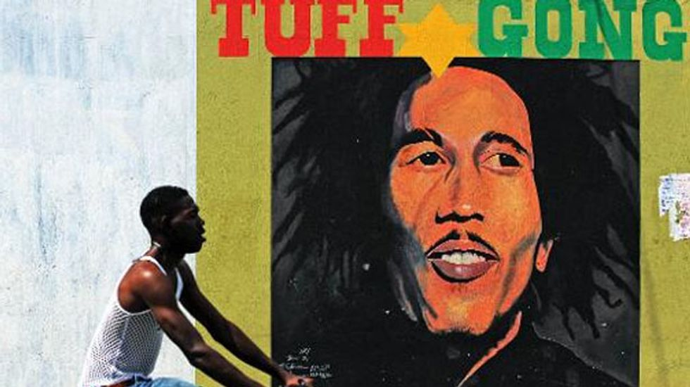 Music company Blue Mountain Music loses rights to Bob Marley songs