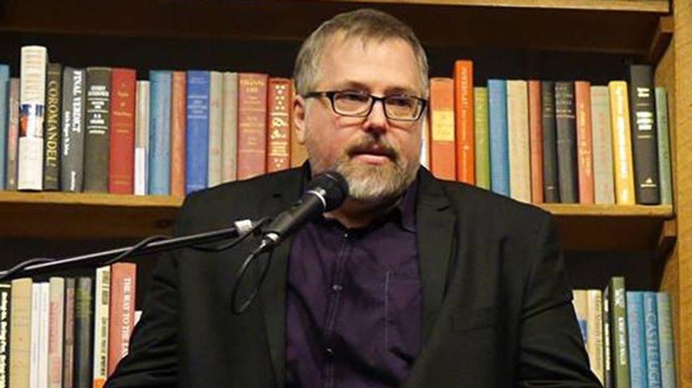 Raw Story talks 'Annihilation' with author Jeff VanderMeer