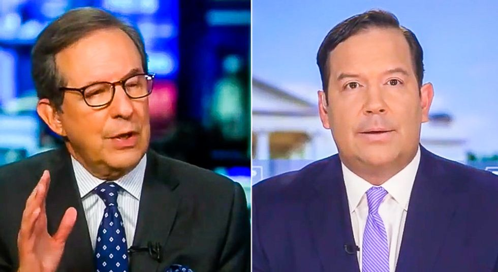 'I'm going to interrupt you': Chris Wallace destroys Trump adviser's 'fog of war' talking points on COVID
