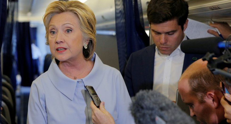 Hillary Clinton not concerned with 'conspiracy theories' — claims 'I've lost track of them'