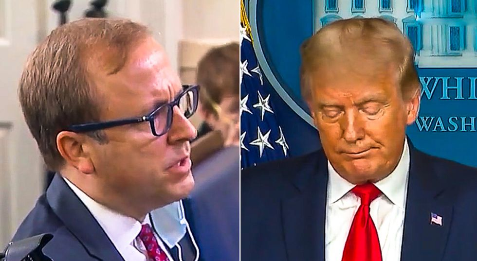 ABC reporter doubles down after calling Trump a liar to his face: 'There's no other way to put it'