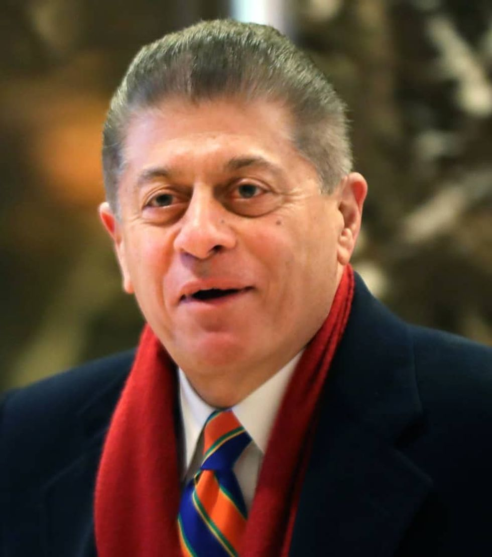 Fox News analyst Judge Andrew Napolitano accused of sexually abusing man in 1980s who faced arson charge in his court