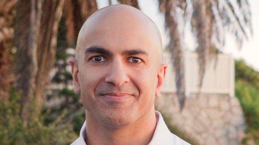 Former TARP head Neel Kashkari trails registered sex offender in CA governor poll
