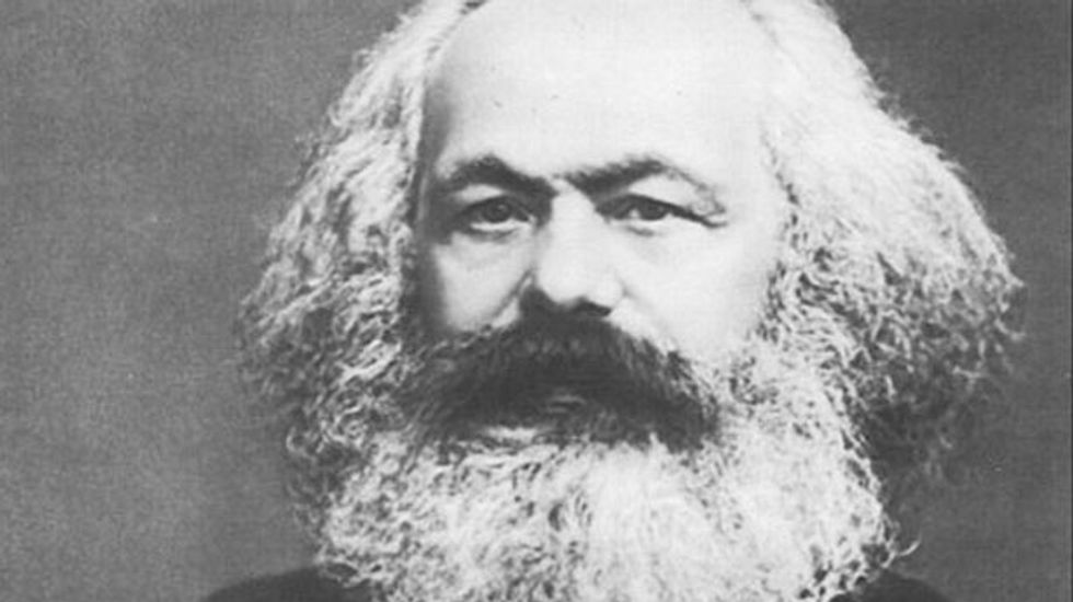 'Radical' publisher tries to take down free online Karl Marx archive with copyright claim