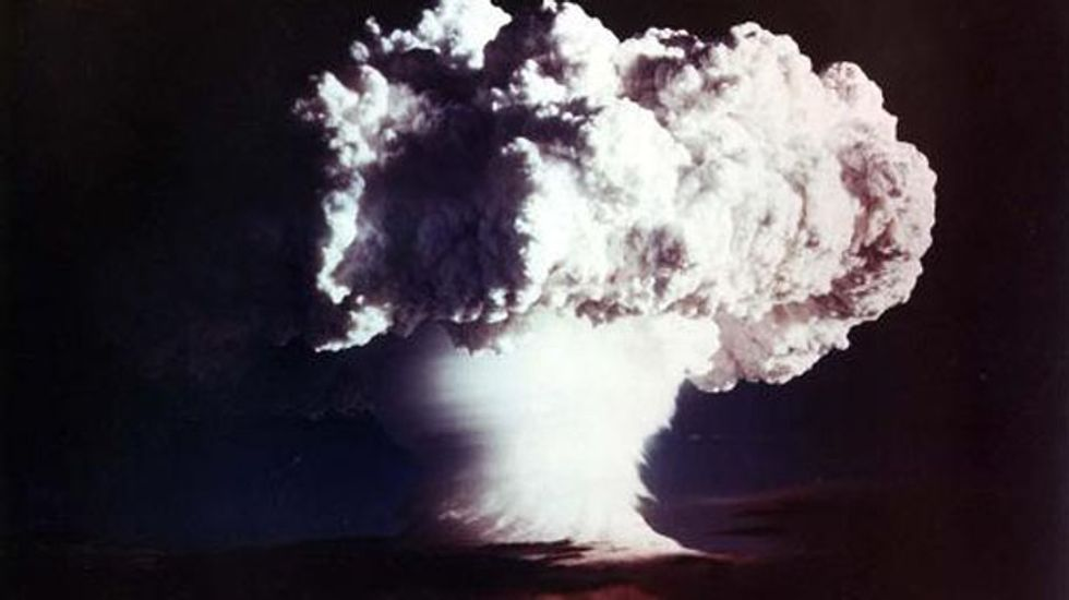 Tiny Marshall Islands to sue U.S over nuclear bomb testing