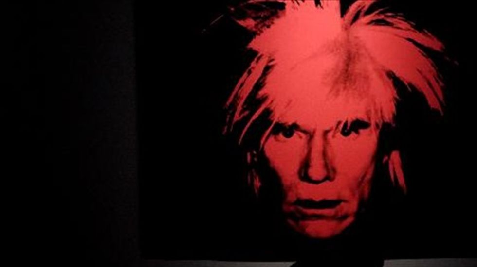 Carnegie Mellon computer club discovers collection of Andy Warhol digital art