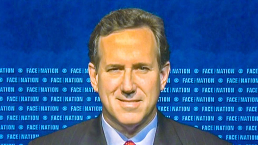 Rick Santorum praises 'guns everywhere' law: 'A well-armed family is a safe family'
