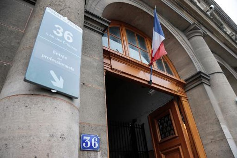 Two members of Paris's elite anti-gang unit charged with raping Canadian tourist