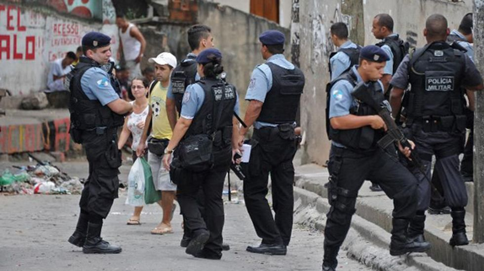 Brazilian police nab most wanted fugitive sought for police killings