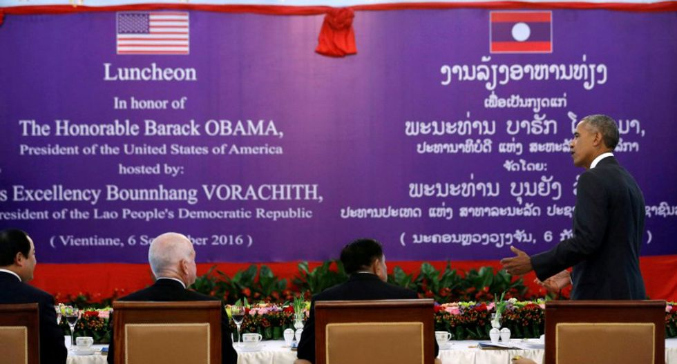 US gives Laos extra $90M to help clear unexploded bombs that have killed or injured 20,000