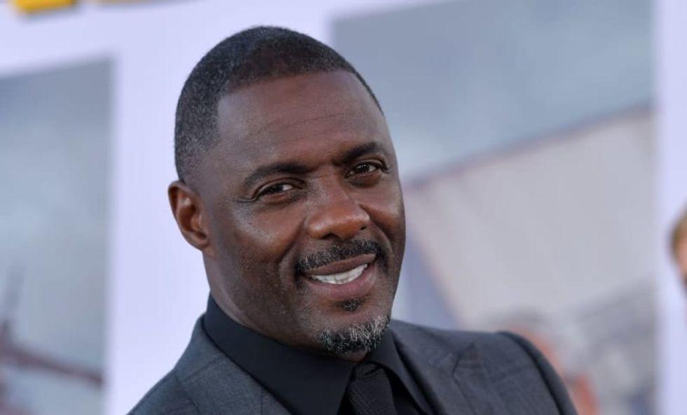 Idris Elba talks US racism as 'Concrete Cowboy' rides into Toronto