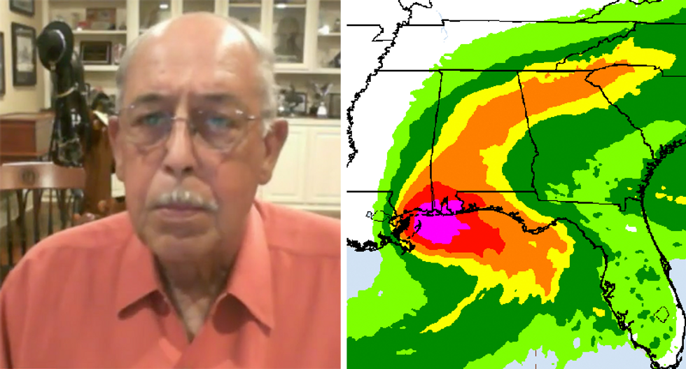 'The grid is broke': Gen. Honoré warns it will take months for electricity and water restoration in Louisiana