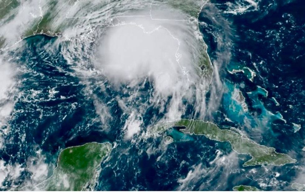 Hurricane Sally threatens deadly flooding in southern US