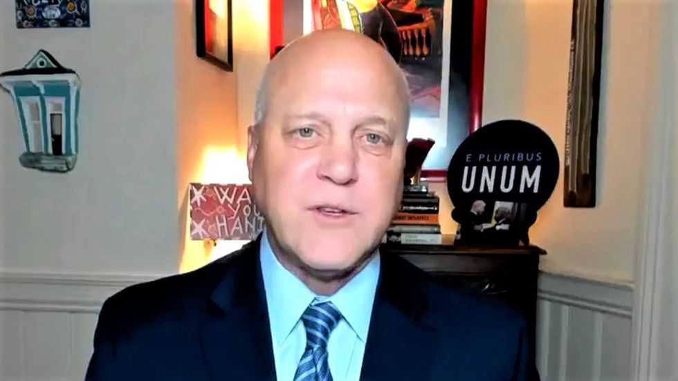 'He's going to lead us off a cliff!' Former New Orleans mayor thrashes Trump's latest attacks on science