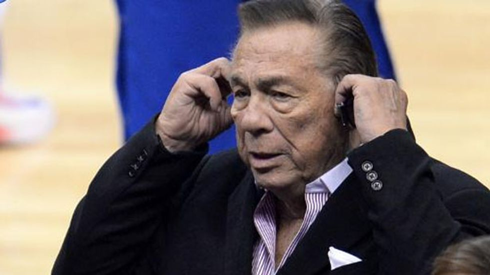Adidas reinstates Los Angeles Clippers deal after NBA bans Donald Sterling for racism