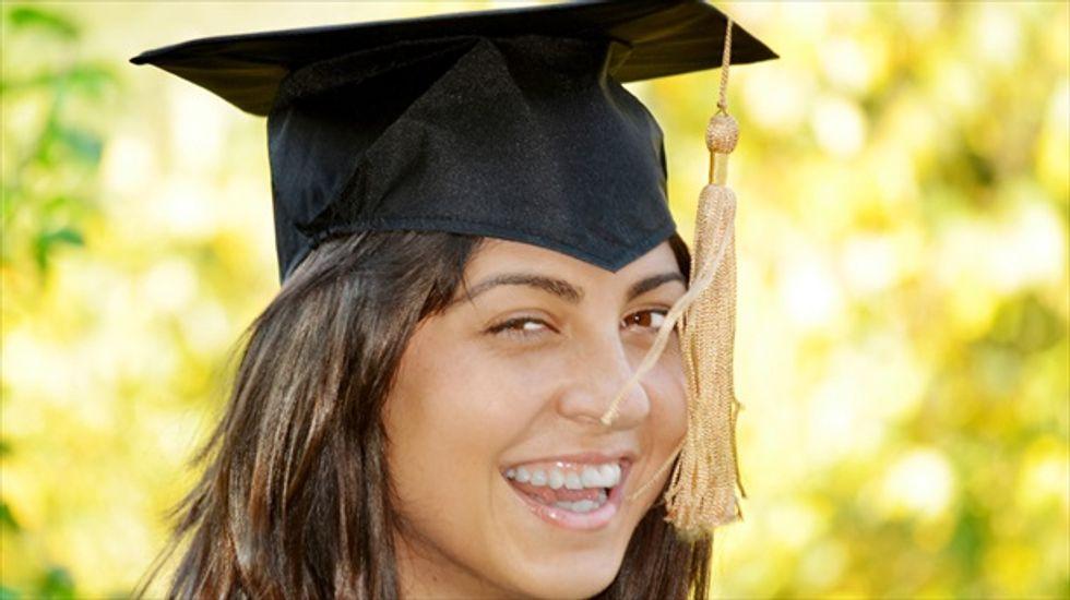 U.S. high school graduation rate reaches record 80 percent