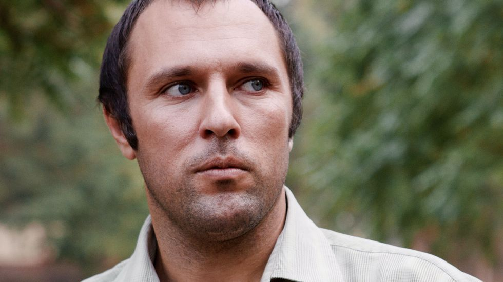Exiled environmental activist Suren Gazaryan speaks of 'impossibility' of protest in Russia