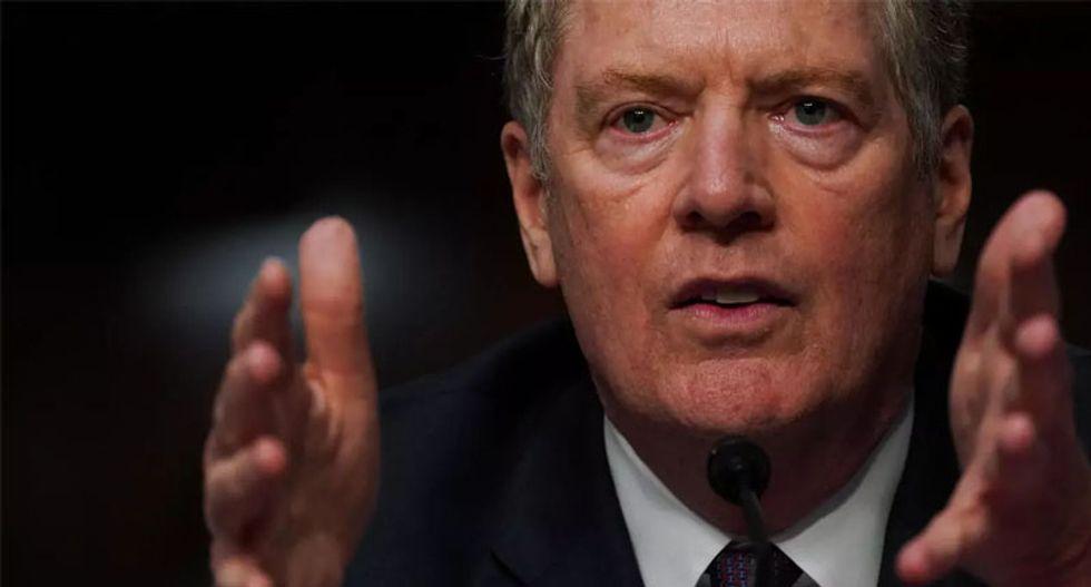 Trump's trade representative fumes after WTO criticizes US tariffs on China