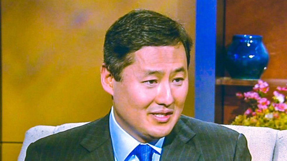 Historians demolish John Yoo for claim Founding Fathers wouldn't want Trump impeached in an election year