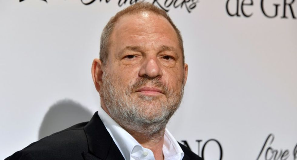 Hollywood producers kick out disgraced Weinstein