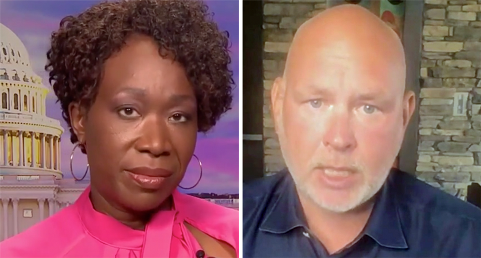 Steve Schmidt rips Trump for 'the greatest tragedy in the history of the United States'
