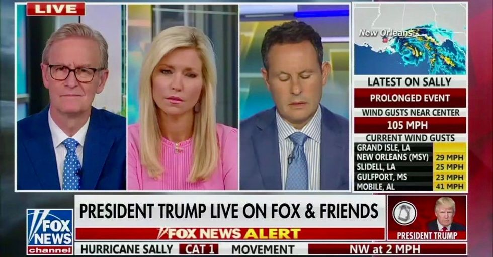 Trump goes on unhinged 'Fox & Friends' rant – and tells horrified hosts he's going to call in every week