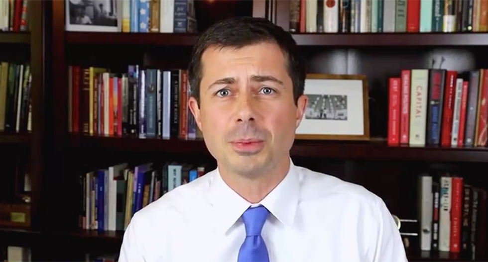 Pete Buttigieg slams Trump on The View for putting his own supporters at risk of death