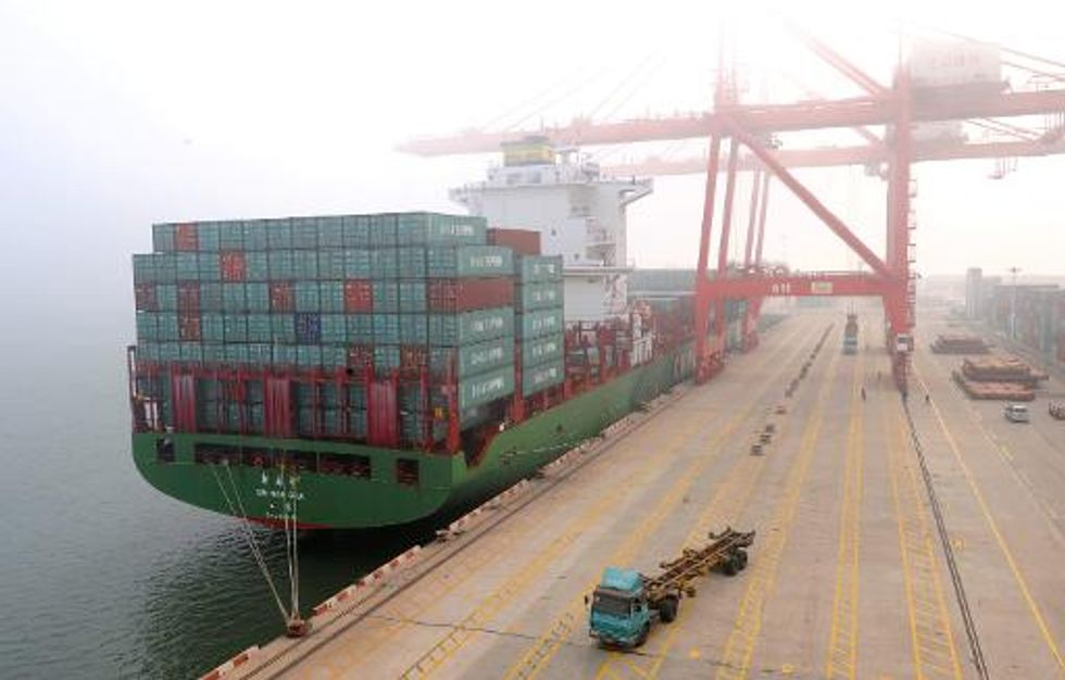 China pushes for rival trans-Pacific trade deal