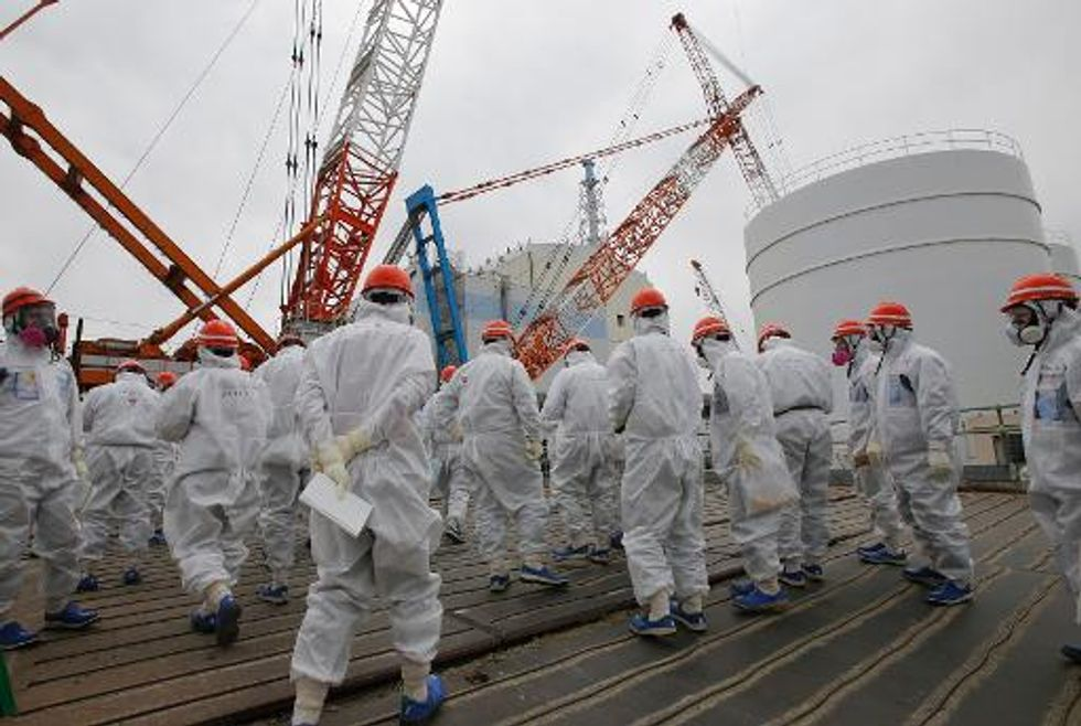 Fukushima operator TEPCO books $4.3 billion annual profit