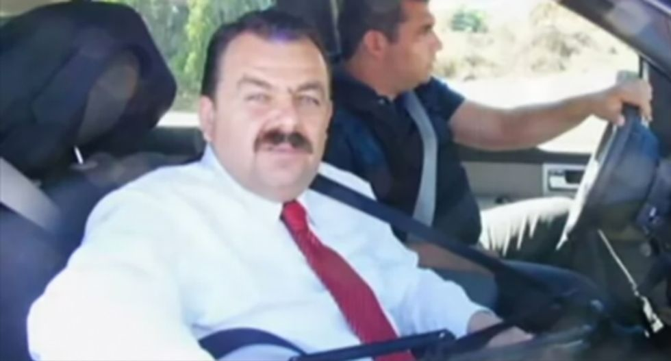 Mexican state attorney general Edgar Veytia arrested in San Diego on drug charges