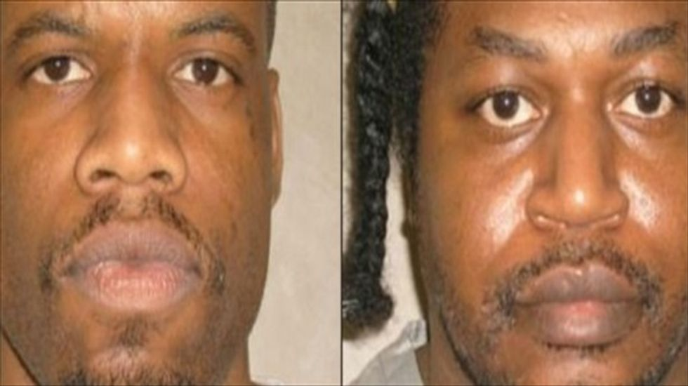 Oklahoma botches execution with experimental drugs, delays second execution