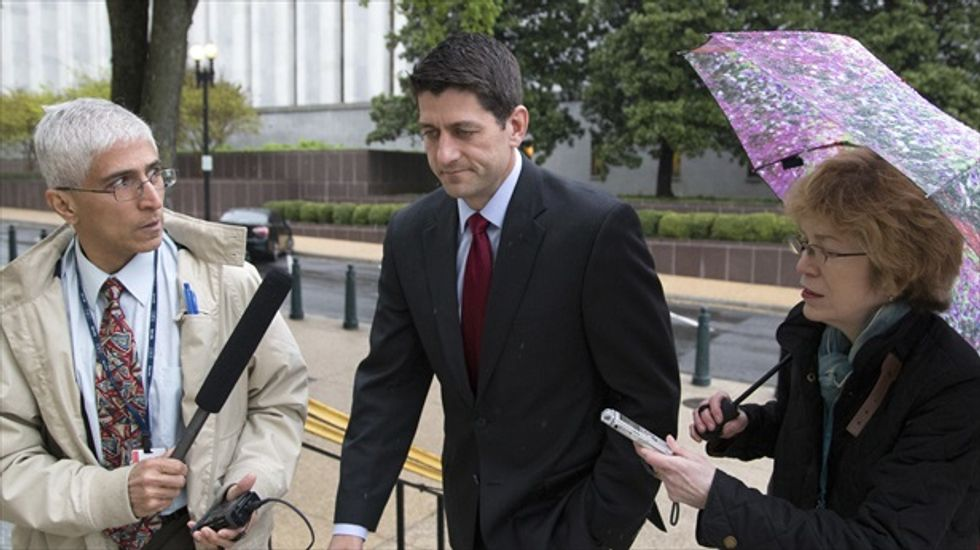 Paul Ryan tries to mend fences with Congressional Black Caucus