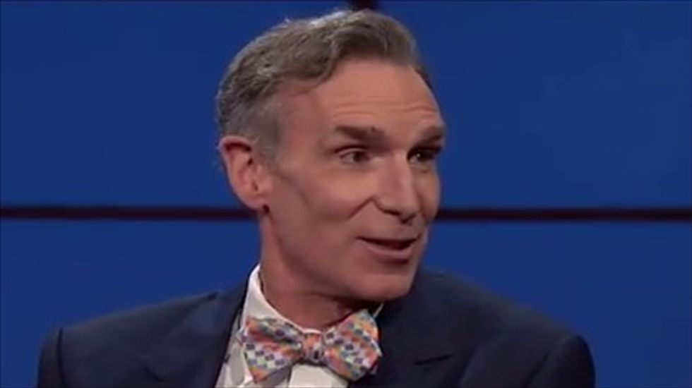 Bill Nye the Science Guy has no patience for your candy-assed science illiteracy