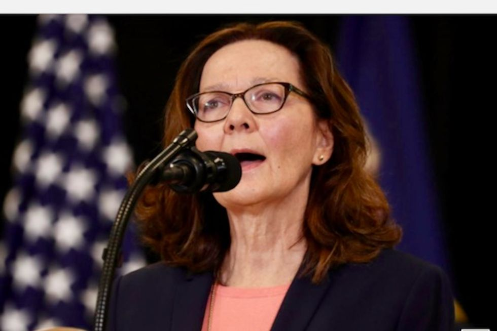 WSJ says CIA chief wouldn't do anything 'inappropriate' — despite record of torture and coverup