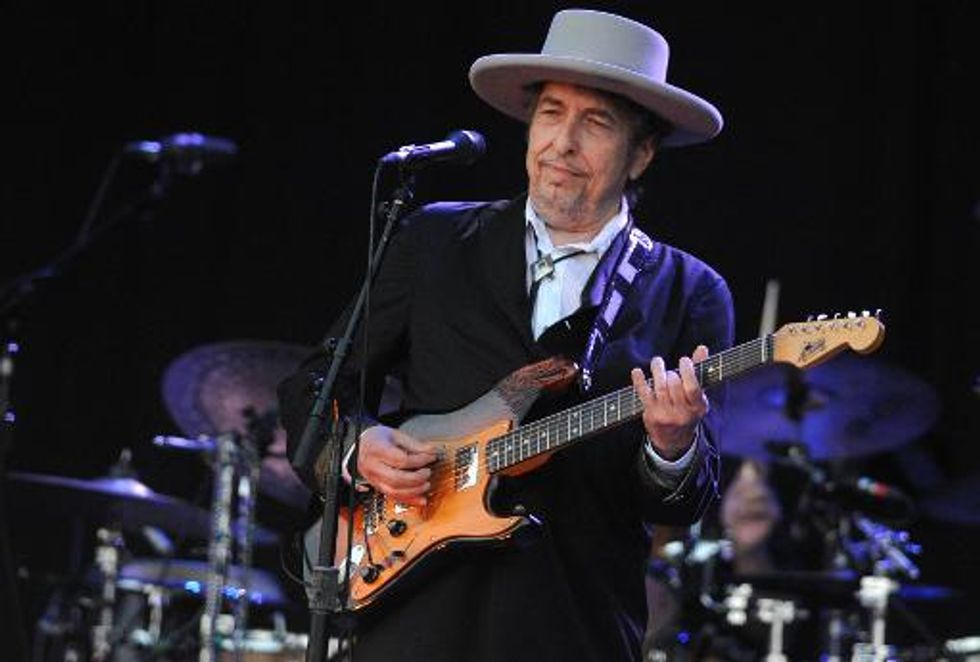 Bob Dylan handwritten manuscript of 'Like a Rolling Stone' to be auctioned in June