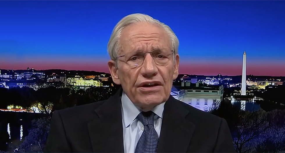 As if FDR was warned Pearl Harbor was going to be bombed -- and he didn't want 'panic': Bob Woodward on Trump