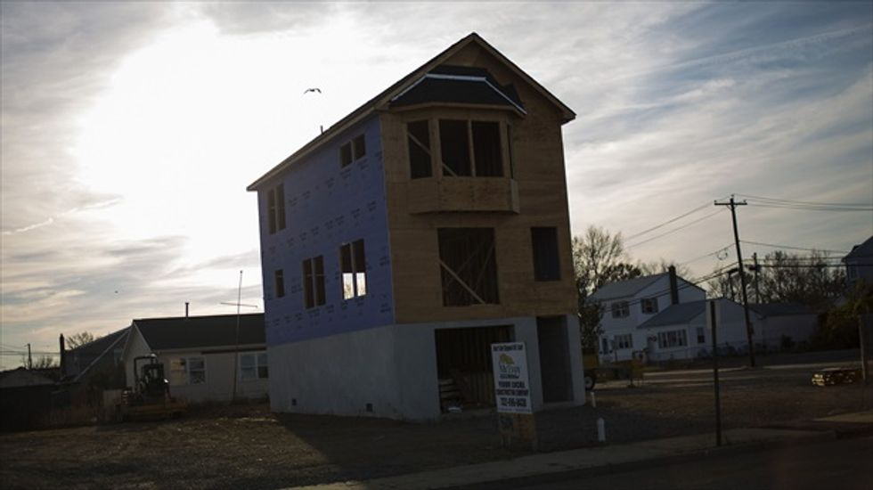 Families living in FEMA-funded housing after Hurricane Sandy must now pay rent