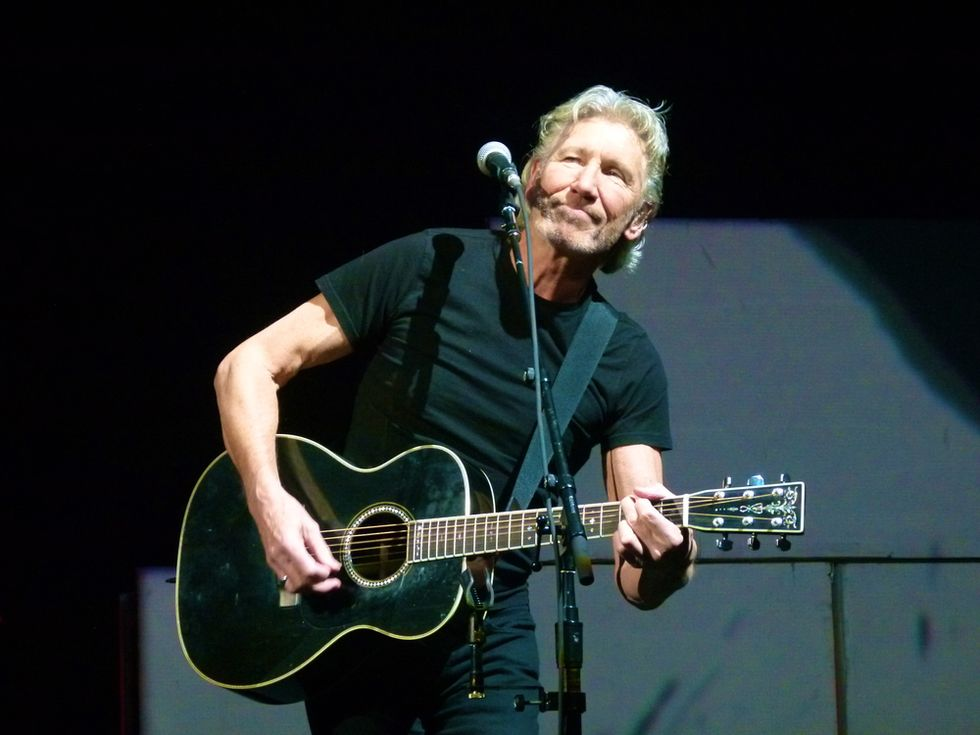 Pink Floyd's Roger Waters and Nick Mason call for Rolling Stones to boycott Israel