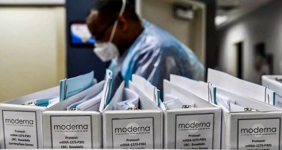Moderna reveals detailed plans for COVID-19 clinical trial
