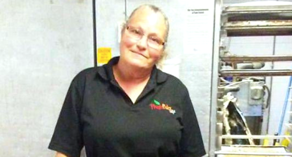Lunch lady let boy run up $8 debt rather than go hungry — then she got fired