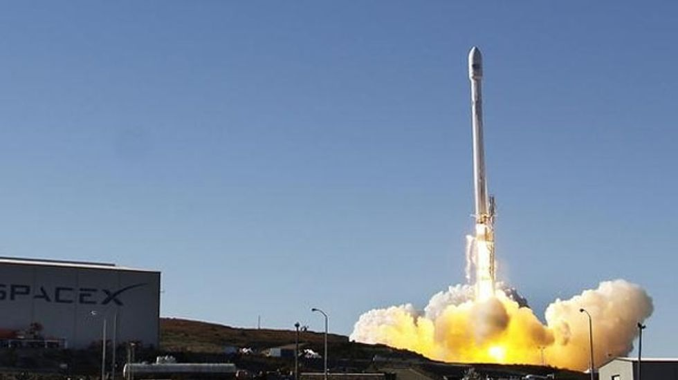 SpaceX lawsuit stops U.S. Air Force from buying Russian rocket engines