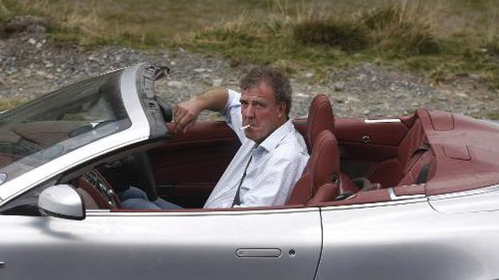 Top Gear's Jeremy Clarkson begs for forgiveness over alleged racist insult