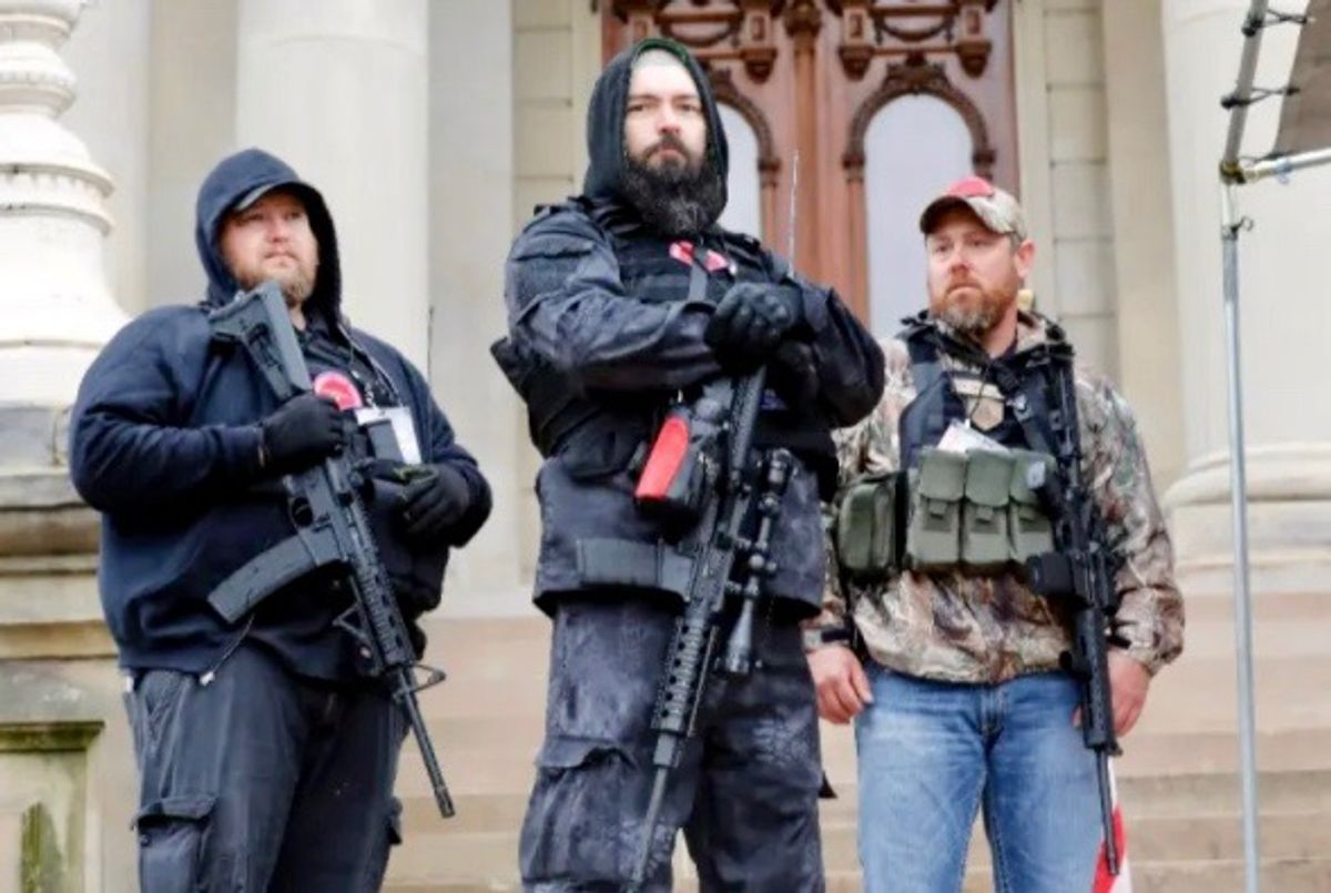How the NRA laid the groundwork for the deadly Capitol riots