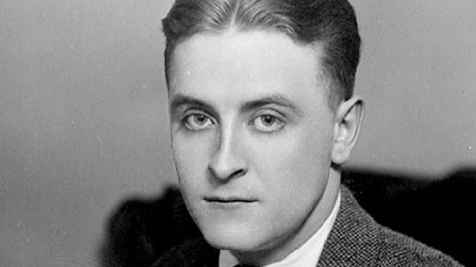 F. Scott Fitzgerald's stories to be reissued with sex, drugs, and dirty words put back in