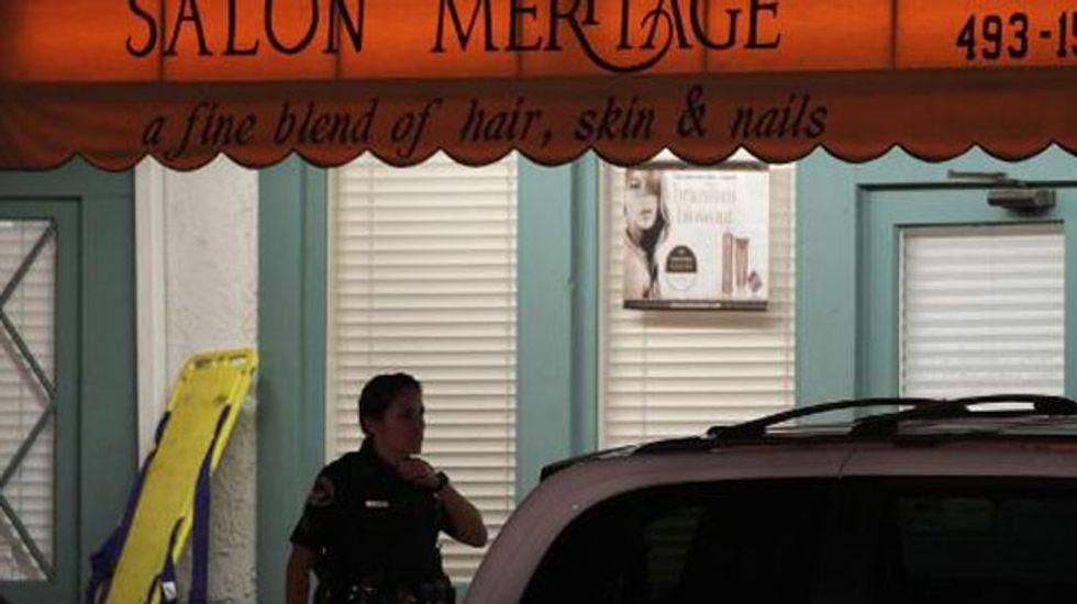 California gunman pleads guilty to killing eight people in salon shooting