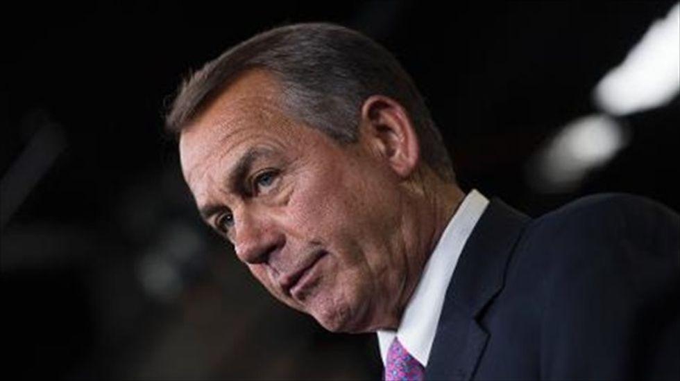 John Boehner launches special committee on Benghazi