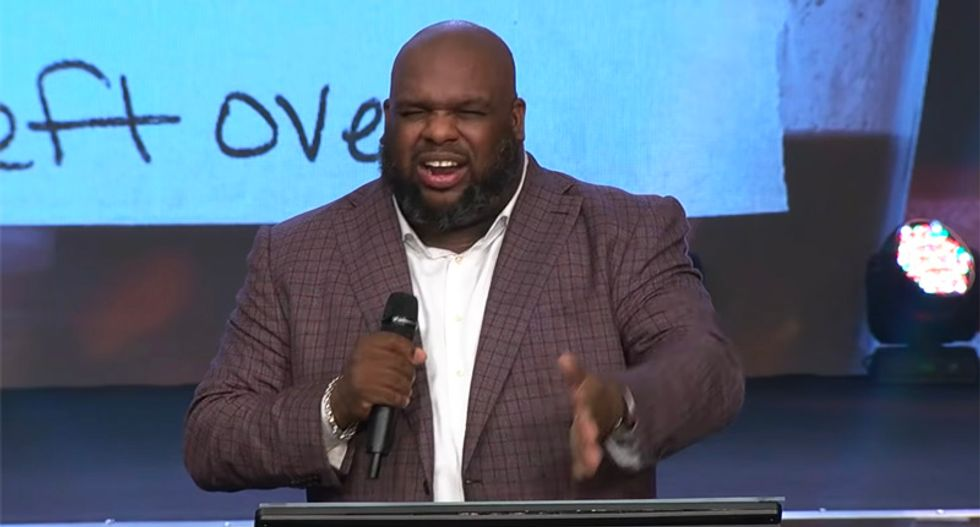 Pastor who bought wife a Lamborghini begs members to pay $250,000 for church repairs